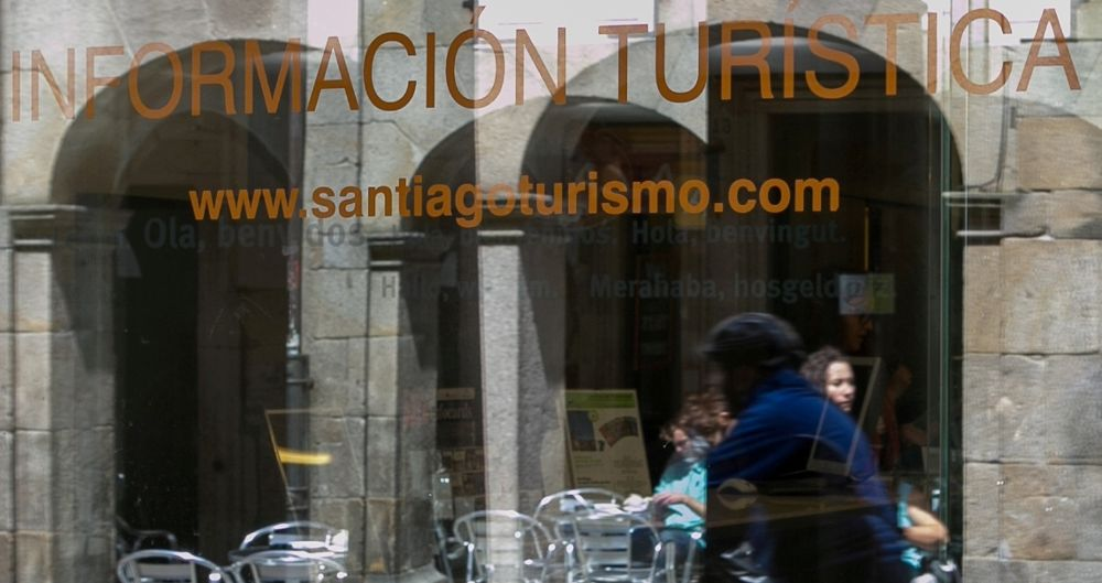 Turismo de santiago promociona a cidade na world travel for Oficina turismo londres